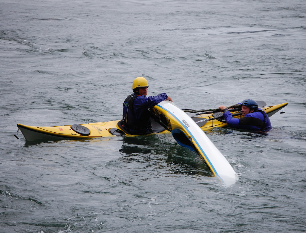 Level2 Tidal Currents Course in Rough Water from BlueOtter.com