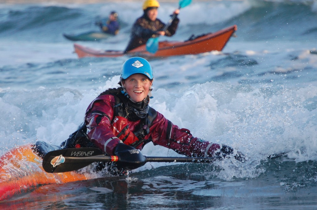 Advance Kayak lessons and Leadership Skills, Advanced Level 5-Day Class